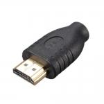 Micro HDMI мама - HDMI папа переходник