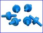 Обратный клапан синий