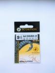 Крючок Scorpion AJI DOUSKI-R №9 (золотые)