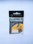 Крючок Scorpion CHINU-R №10