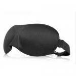 3D маска для сна, черная