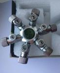 MuFan 6-разветвитель для систем подачи CO2
