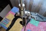 Телескопическая палка с магнитной головкой - извлекатель оброненных винтов