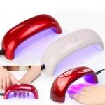 УФ-лампа для наращивания гелевых ногтей, сушка, мини-лампа