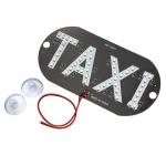 Табличка-шашка такси TAXI светодиодная 45 SMD LED