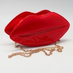 Сумка Губы, сумка, стильная сумка