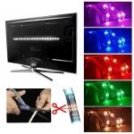 LED RGB 2м лента подсветки ТВ с пультом д/у