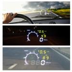 HUD OBD2 проекционный дисплей на лобовое стекло