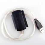Внешний переходник USB to SATA IDE 2,5 3,5 адаптер