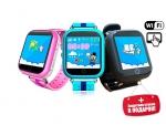 Q100 - детские часы, поиск по GPS безопасность ребенка