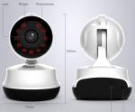 НЕО Coolcam NIP-61GE Мини Wi-Fi IP Камера 720 P