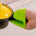 Термозащита рук на кухне силиконовые держатели посуды