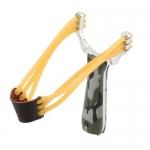 Компактна сталева рогатка для спорту, риболовлі
