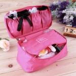 Водонепроницаемая сумка для хранения бюстгальтеров, нижнего белья и различных полезностей
