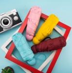 Компактный зонтик с капсулой для удобного хранения женские и мужские модели
