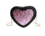 Романтическая женская сумка в форме сердца
