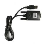 Кабель переходник USB - RS232 DB9 com, pl-2303