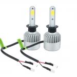 Лампы светодиодные автомобильные Partol H1 P14.5S 12В 72Вт  8000лм