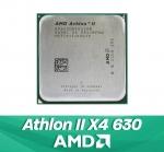 Процесор AMD Athlon II X4 630, 4 ядра 2.8ГГц, AM3