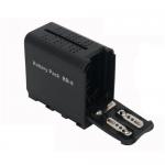 Батарейный блок адаптер Falcon Eyes BB-6 эмулятор Sony NP-F970