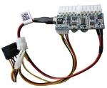 Блок питания 160Вт Pico PSU модуль DC-DC 12В 24pin ATX Mini ITX