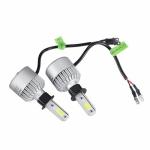 Лампы светодиодные автомобильные Partol H3 PK22S 12В 72Вт 8000лм