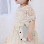 Сумка-лисичка для маленьких модниц