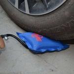 Домкрат надувний повітряний подушка 19.3х11.3см