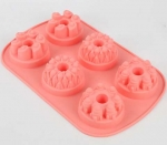 Силиконовые формы для выпечки торта 26х17см