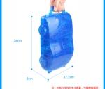 Портативний пластиковий ящик для зберігання маленьких машинок