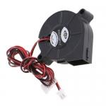 50мм 12В 2пин вентилятор улитка центробежный турбина кулер 3D-принтера