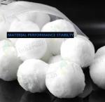 Наповнювачі для фільтрів кульки для вирощування нитрифікуючих бактерій