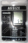 Беспроводной велокомпьютер ASSIZE AS 4000