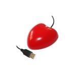 USB оптическая мышь мышка Сердце