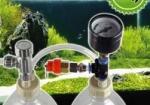 DIY CO2 реактор с клапаном сброса давления