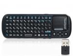 Беспроводная клавиатура IPazzPort KP-810-19  Русская раскладка