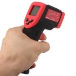 Инфракрасный цифровой лазерный термометр DT-500, пирометр  (-50 +500 С)