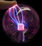 Плазменный магический шар USB