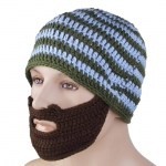 Шапка с бородой, шапка-борода, бородач)
