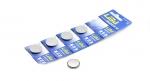 Батарейка таблетка CR2032 5004LC L14, литий, 1 упаковка 5 штук