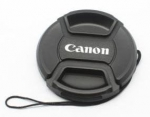 Крышка передняя на объектив Canon 62мм