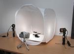 Лайткуб 60см, бестеневая палатка для качественных фото
