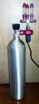 Система подачи CO2 на 3 аквариума на базе DiCi DC02-02